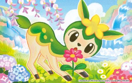 ポケモンカードゲーム「シキジカ」