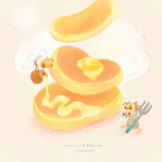 ホットケーキが降る日
