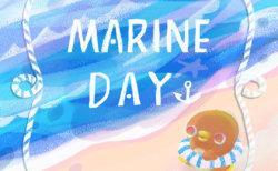 海の日(MarineDay)
